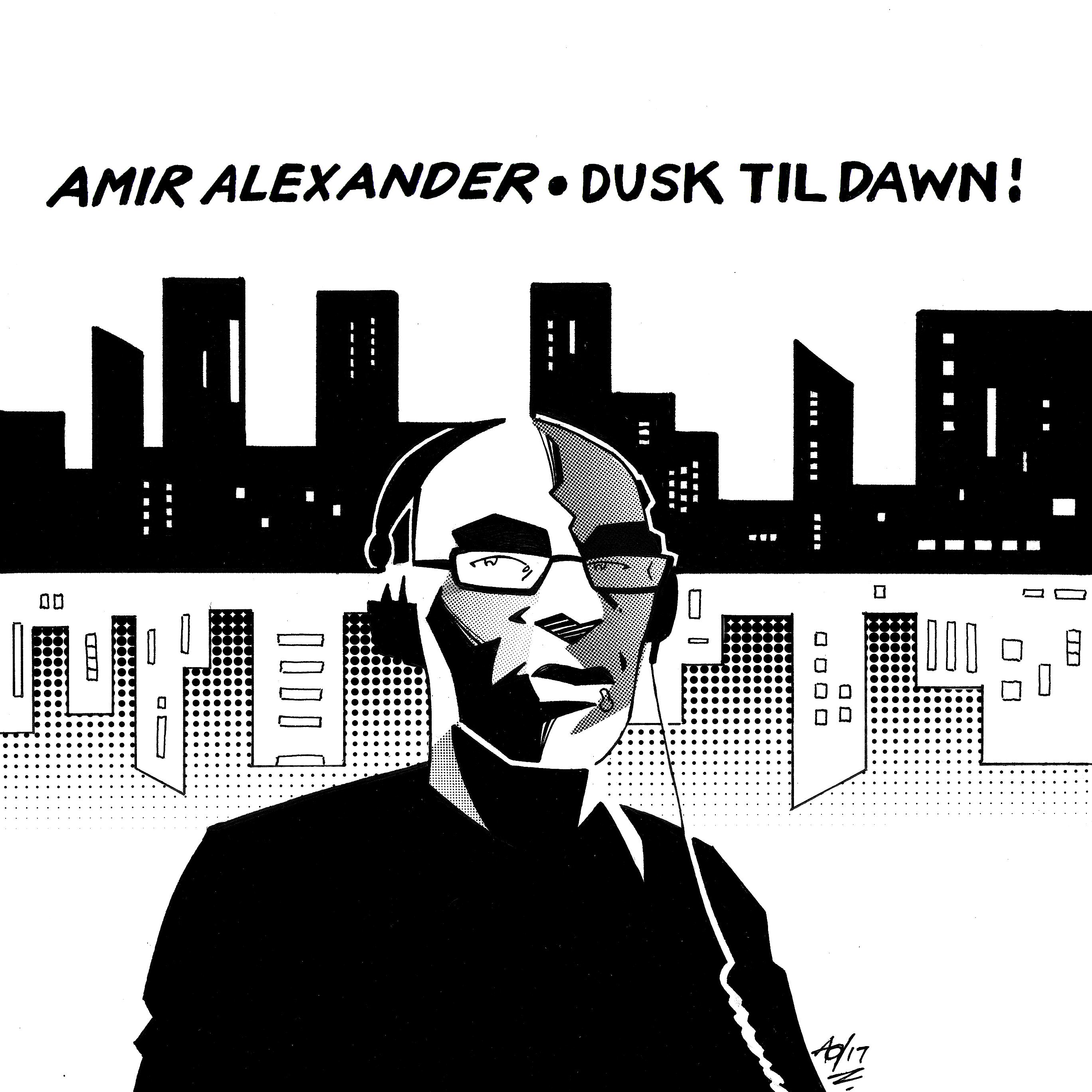 Amir Alexander - Dusk Till Dawn LP